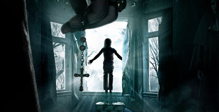 Film poster Conjuring 2