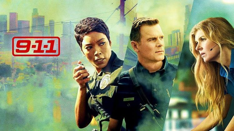 9-1-1 tv show poster