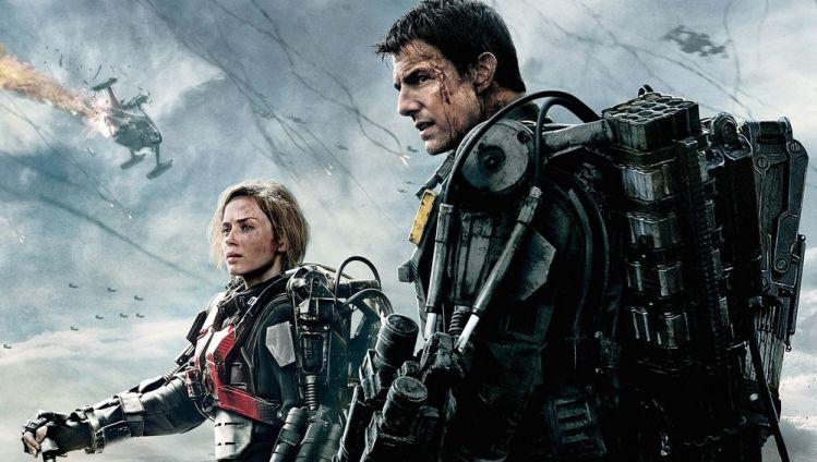 movie poster Edge of Tomorrow