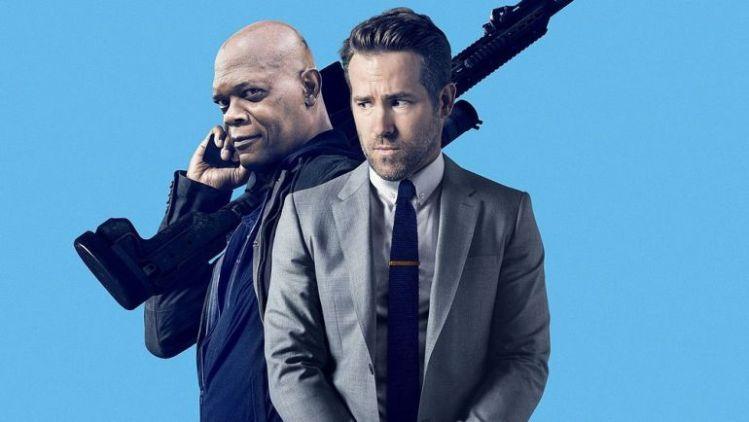 The Hitman's Bodyguard film poster