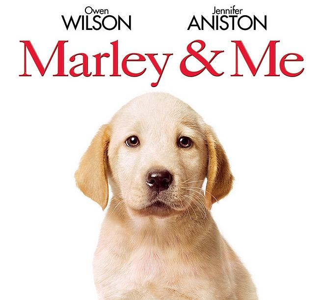 Marley and Me movie poster