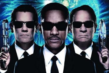 Men In Black 3 movie poster