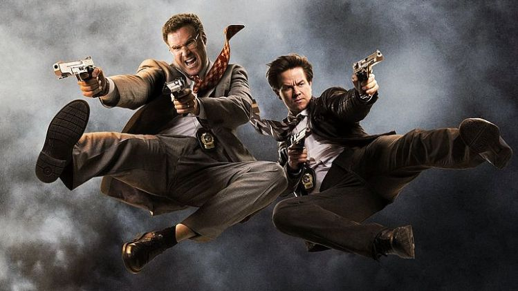 movie poster The Other Guys