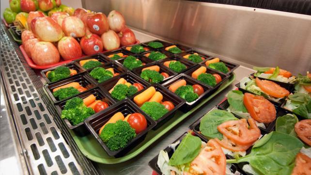 Fast Food Restaurants Vegetarian