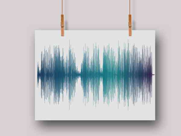 ocean colors sound wave of song
