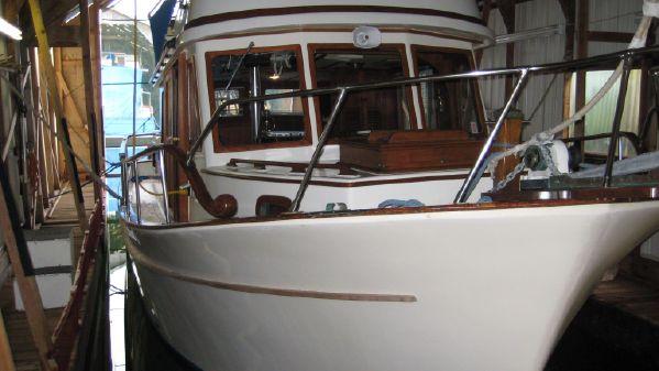 34 North Sea Trawler 1977 US 49900 Sound Yacht Sales