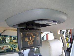 Lincoln Navigator Installation – 1b