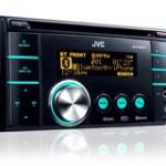 JVC Deck: KW-XR810
