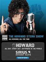 Howard Stern is on the air in Tempe, Phoenix, AZ