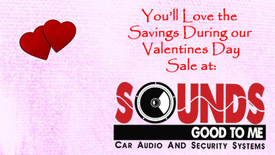 Valentineu0027s Day Sale In Tempe, AZ At Sounds Good To Me