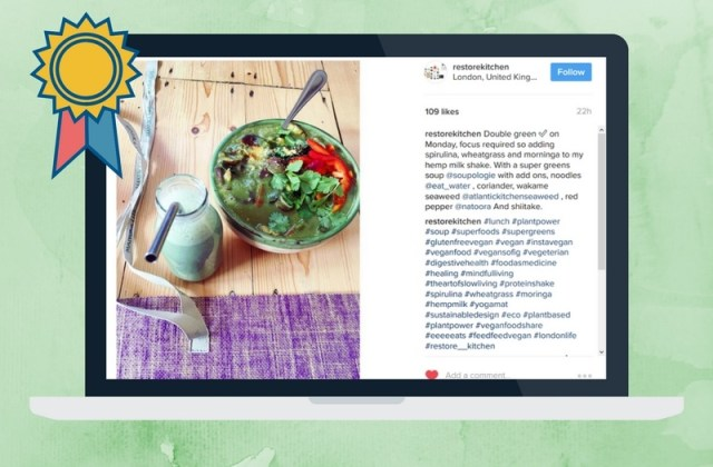 Soupologie Social Media Competition Instagram Winner