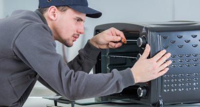 microwave oven repair washing machine