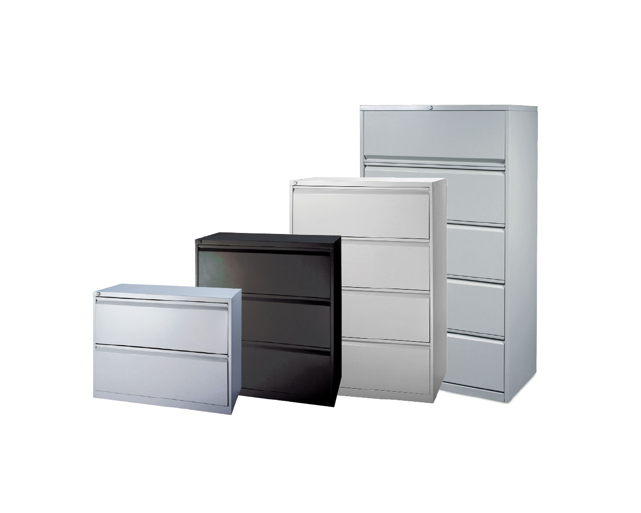 Steelwise Designer Lateral Files