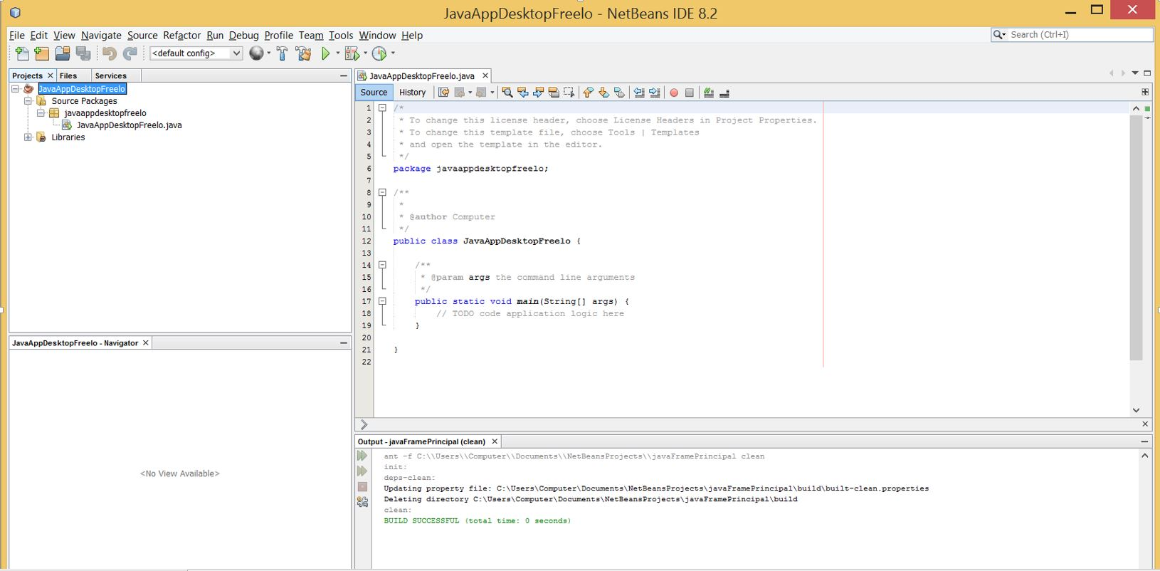 Introducing To Swing Gui Forms With Netbeans
