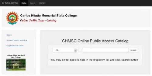 Online Public Access Catalog (OPAC) | Free source code ...