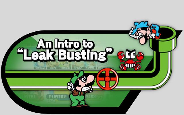 Leak busting