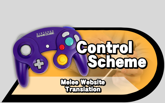 Controll scheme
