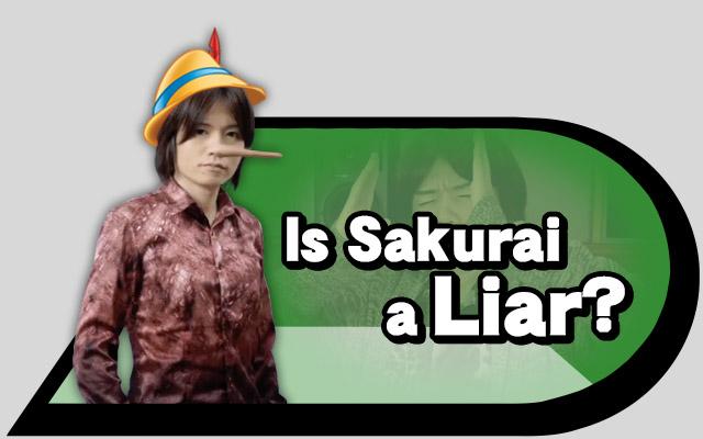 sakurai liar