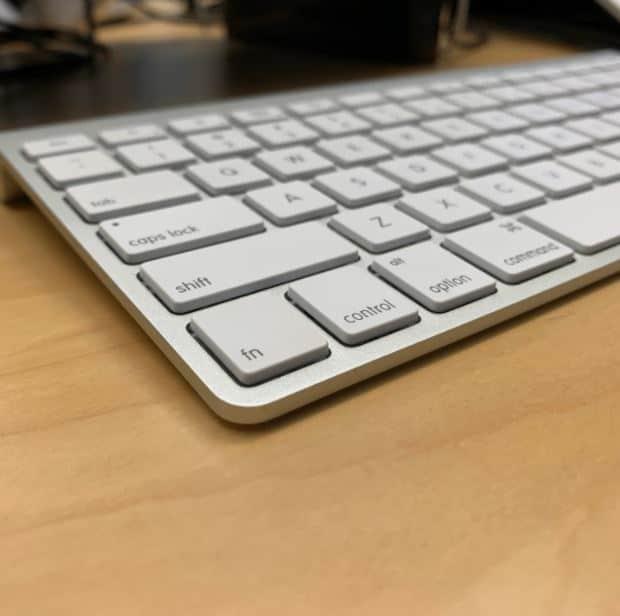 Mac Function keys keyboard