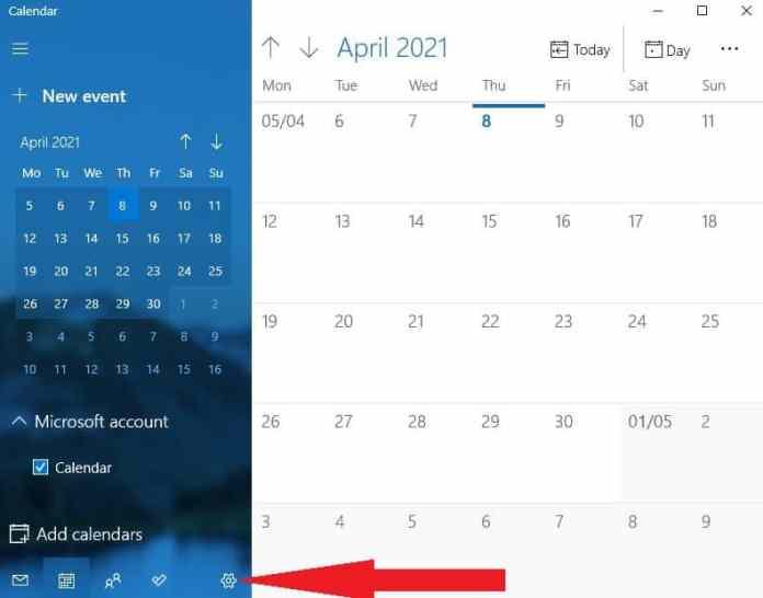 Windows Calendar Google Calendar