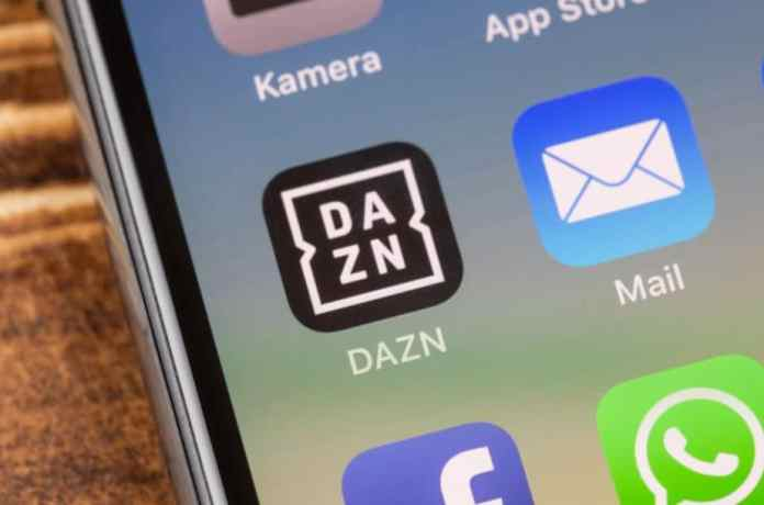 DAZN streaming services
