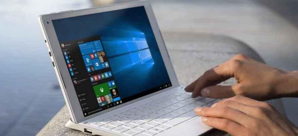 display hidden performance panels in Windows 10