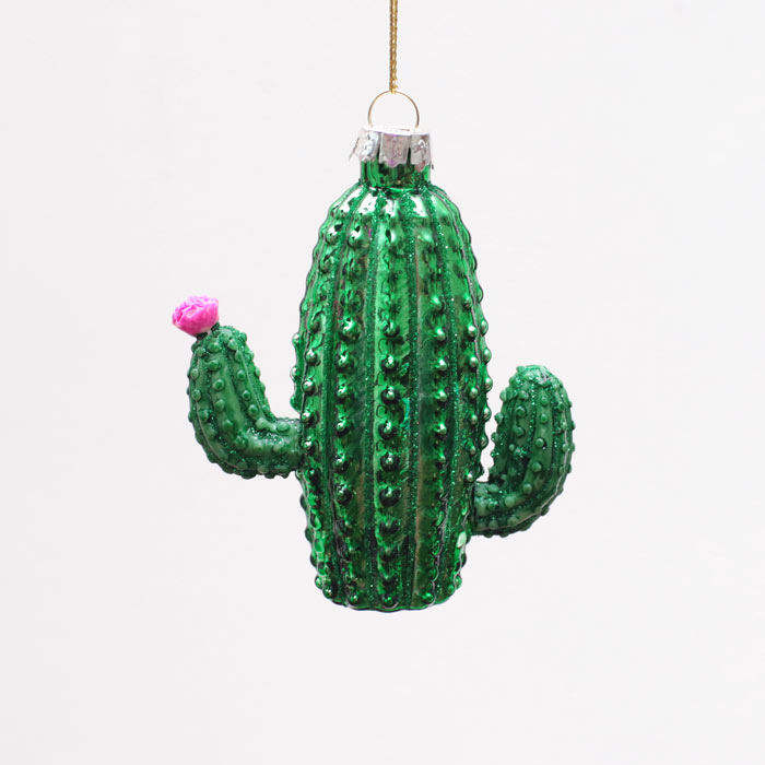 Cactus Decorated For Christmas: Saguaro Cactus Decorated For Christmas