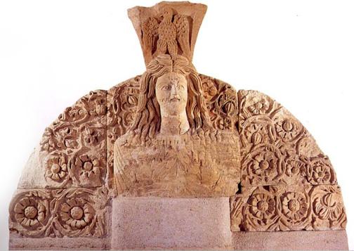 A Deusa de Khirbet et-Tannum, na Jordânia