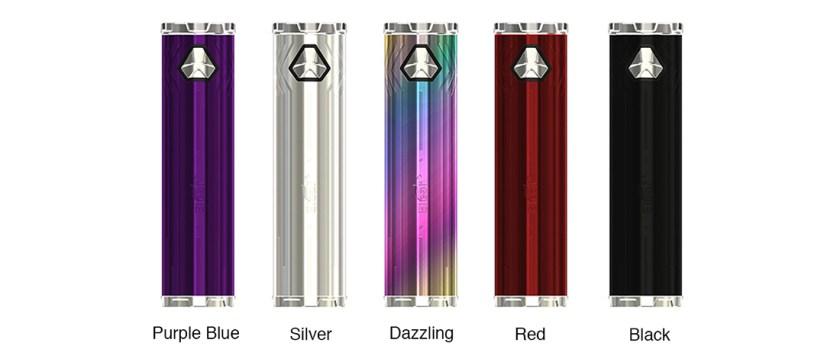 Eleaf iJust 21700 Battery Colors