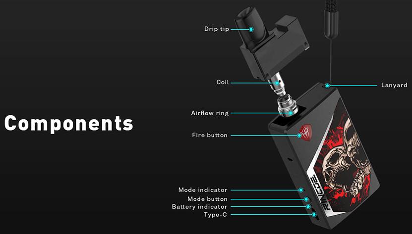 Tix Pod System Kit Features 08