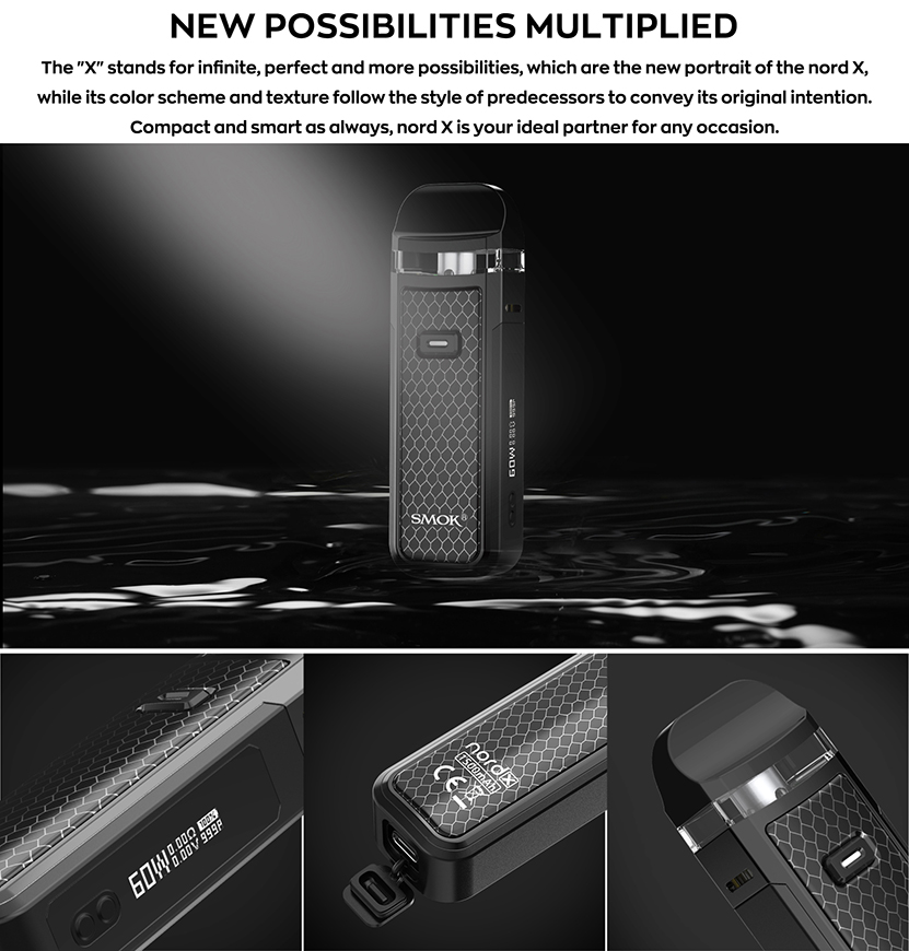 SMOK Nord X Kit Feature 12