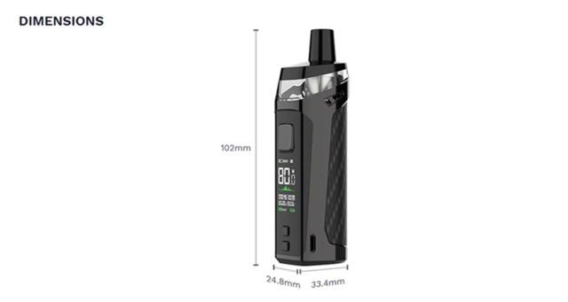 Target PM 80 Pod Mod Kit Dimension