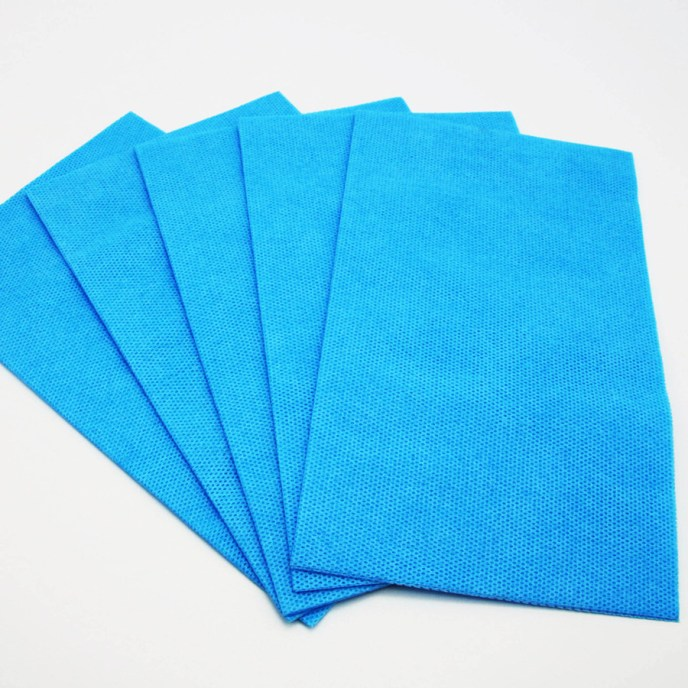 1/4 Folded Anti-bac Wipes Cloth
