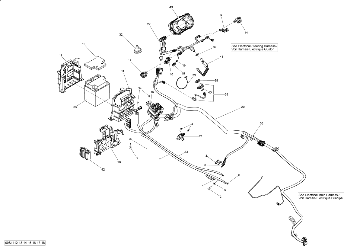 Sea Doo Gtr 215 Starter Relay