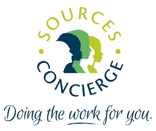 Sources Concierge Logo