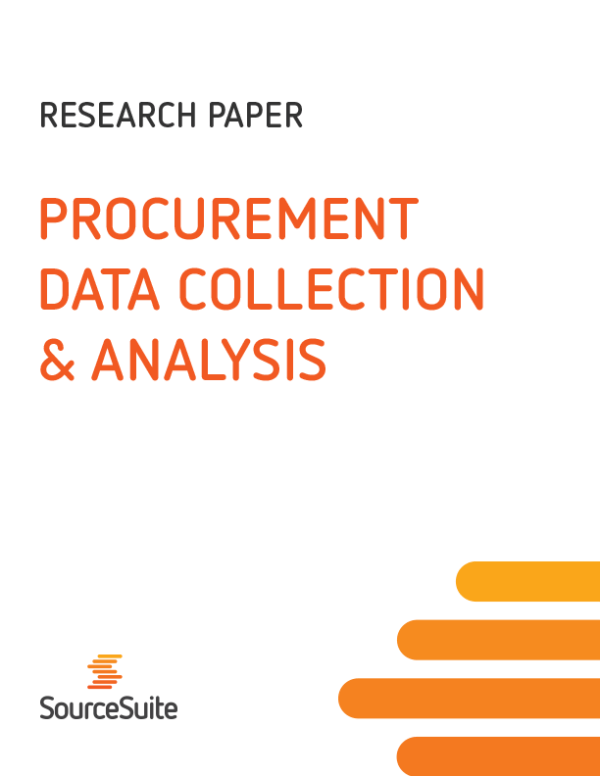 Procurement Data Collection & Analysis | SourceSuite