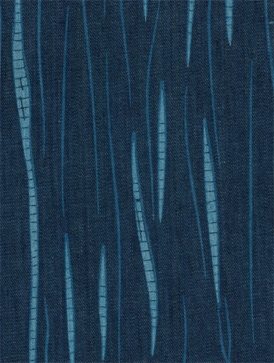 Calik Denim Impressed Blue 2_shibori
