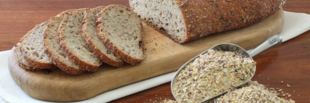 Classic Mixed Grain Sourdough