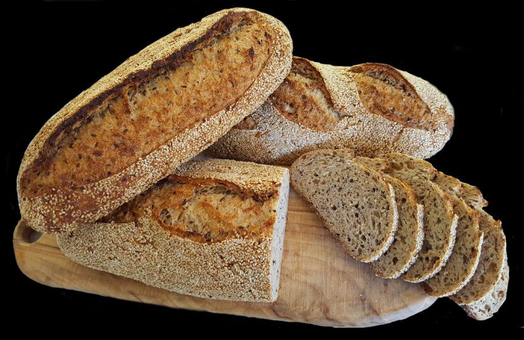 Still Life Classic Mixed Grain With Sesame Baked