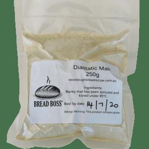 Diastatic Malt