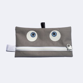 Grey front case