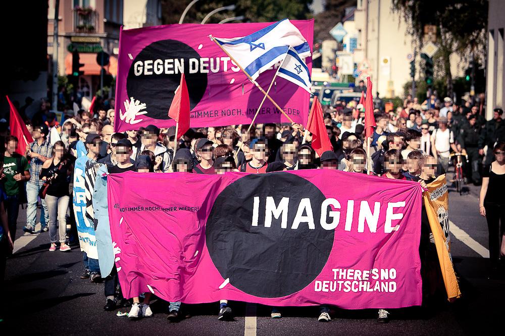 Diskussionsveranstaltung »Imagine there's no Deutschland«