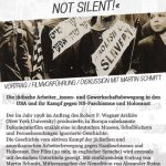 """""""They were not silent!"""""""