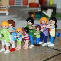 playmobil file indienne
