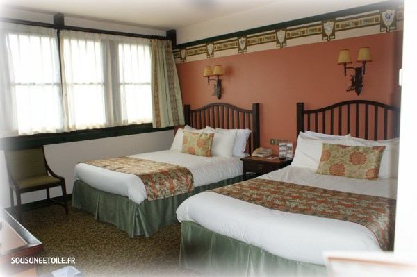 chambre hotel sequoia lodge disneyland paris