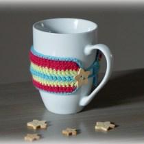 diy tuto cosy mug tasse crochet