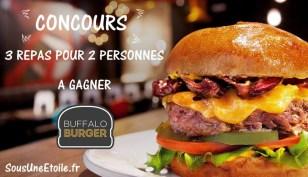 concours buffalo burger lille