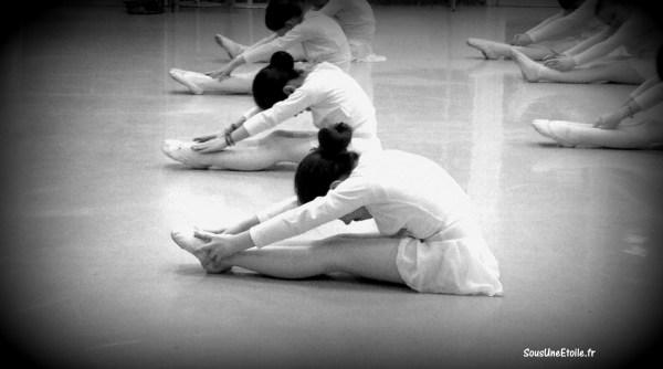 mercredi danse classique