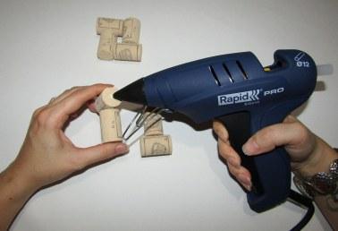 DIY bouchons liege
