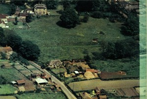 Aerial Photograph dated we think from the early 1960s